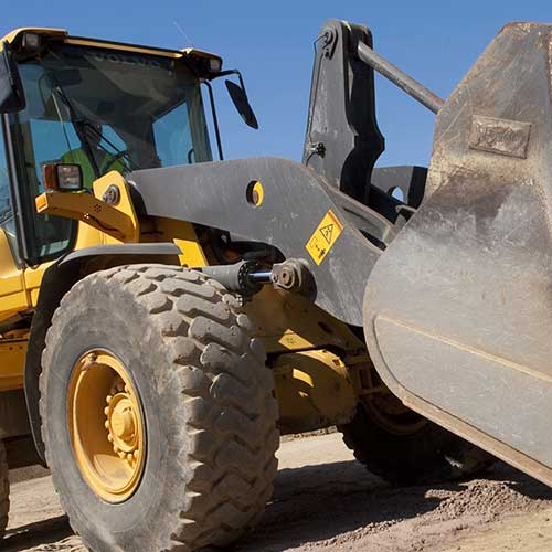 Plant Machinery and Hire